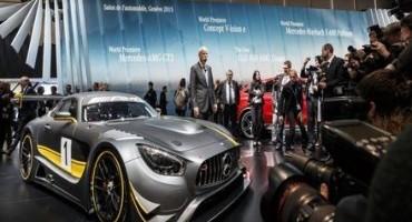 Mercedes-Benz al Salone di Ginevra 2015