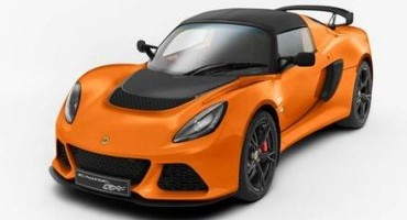 New Lotus Exige S Club Racer – faster and lighter