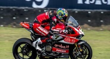 WSBK, Tailandia, seconda e terza fila per i piloti dell'Aruba.it Racing – Ducati Superbike Team