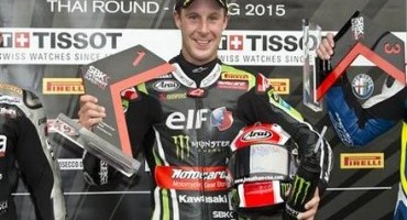 Two Superpole Wins From Two Races For Rea And KRT