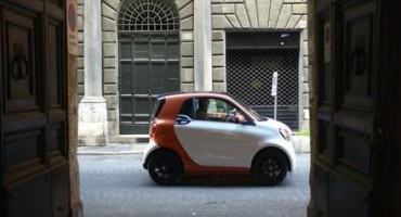 smart al Salone di Ginevra 2015