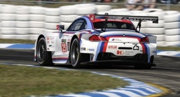 BMW Team RLL misses out on podium in Sebring, BMW Z4 GTLMs finish fourth and eighth