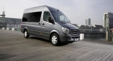 Mercedes-Benz amplia la gamma del suo Sprinter e presenta le nuove versioni Executive e Pro