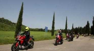 Ducati Dream Tour 2015: le Rosse di Borgo Panigale da vivere attraverso cinque proposte di week end