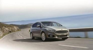 Nuova Ford S-MAX: il SAV più Hi-Tech del mondo