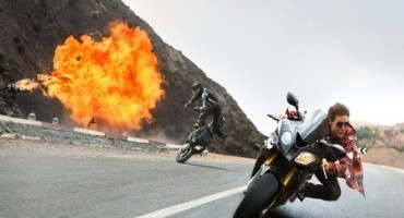 "BMW, alta velocità, alta tecnologia, nel film d'azione ""Mission: Impossible – Rogue Nation"""