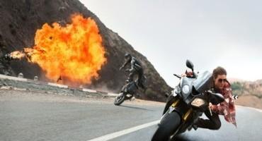 """BMW, alta velocità, alta tecnologia, nel film d'azione """"Mission: Impossible – Rogue Nation"""""""