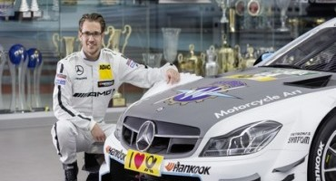 Mercedes-AMG and MV Agusta: Two legendary names with a long motor racing tradition team up in DTM