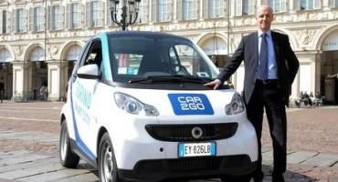 Ciao Torino: car2go, il servizio di car-sharing approda nel capoluogo piemontese