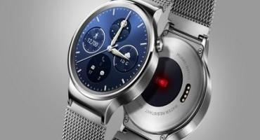 Huawei presenta Huawei Watch al Mobile World Congress 2015