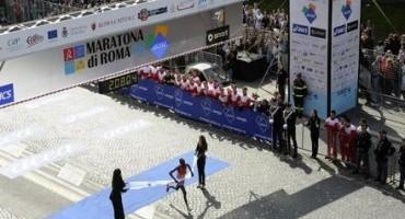smart è main sponsor e official car della Maratona di Roma