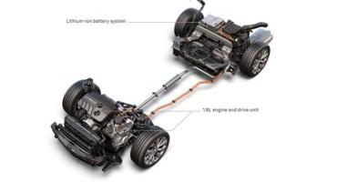 Chevrolet Malibu Hybrid Derives Technology from Volt