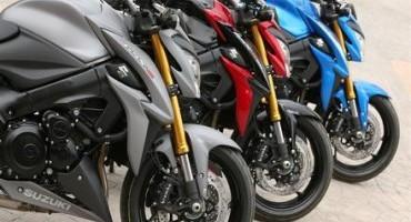 Suzuki GSX-S1000 ABS: la naked di derivazione Superbike