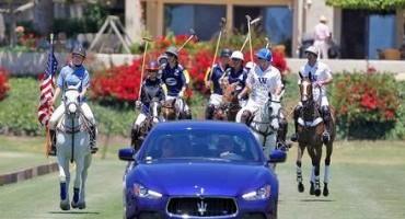 """Riparte il """"Maserati Polo Tour"""" in partnership con La Martina"""