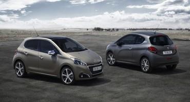 Peugeot 208, in anteprima Mondiale due nuove varianti di colore, Ice Grey e Ice Silver