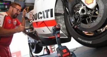 MotoGP, il wireless charging System Bosch Professional protagonista nei box Ducati