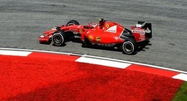 Formula 1, GP della Malesia, Scuderia Ferrari, tempi interessanti nella terza sessione di libere