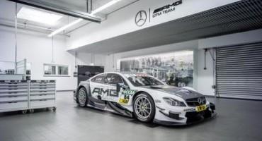 Mercedes-Benz, nuova partnership per la stagione 2015 del DTM