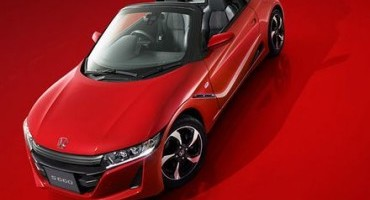 Honda to Begin Sales of All-New S660 Open-top Sports-type Mini-vehicle