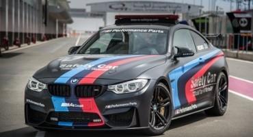 """BMW M, """"Auto Ufficiale del MotoGP"""": introduce una tecnologia innovativa per la stagione 2015"""
