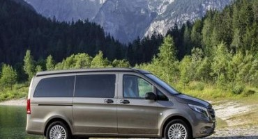 Nuovo Mercedes-Benz Marco Polo