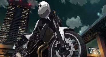 Yamaha presenta la seconda stagione di 'Master of Torque', ambientata nella Tokyo del futuro