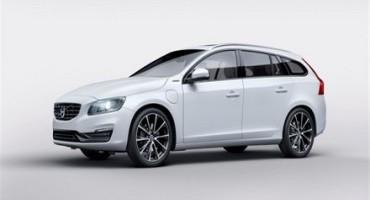 A Ginevra Volvo Cars presenta la nuova V60 D5 Twin Engine Special Edition