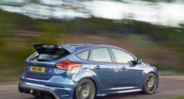 Salone di Ginevra 2015, Ford presenta la gamma di vetture ad alte prestazioni, dalla Focus RS alla supersportiva GT