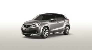 Salone di Ginevra 2015, IK-2 è la nuova concept car di Suzuki, prefigura la nuova berlina compatta