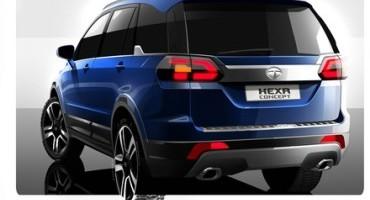 Tata Motors, Salone di Ginevra 2015: un nuovo concept SUV, il nome è Hexa