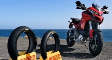 Pirelli SCORPION™ Trail II, scelto da Ducati come primo equipaggiamento per la nuova Multistrada 1200