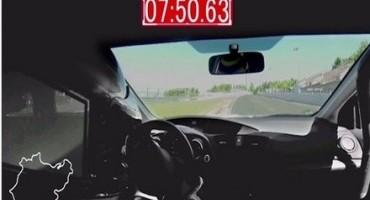 Honda, con un prototipo di Civic Type R stabilisce il nuovo record per le trazioni anteriori al Nürburgring