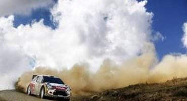 Mondiale Rally, le DS3 WRC sono pronte a scalare le vette Messicane