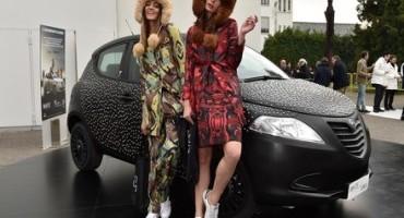 Lancia Ypsilon, icona di White Milano e protagonista del fashion