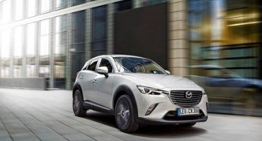 Mazda in Geneva with entire new-generation line-up