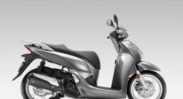 Da Honda Motor Europe il nuovo SH300i ABS 2015