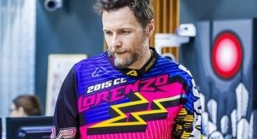 Lorenzo Jovanotti veste i colori di ACERBIS