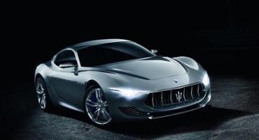"""Maserati, Alfieri convince e viene eletta """"Concept Car of the Year 2014"""""""