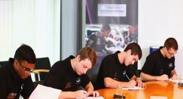 Infiniti Performance Engineering Academy 2015, i giovani potranno coronare un sogno