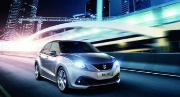 Suzuki, nel 2014 record di produzione (+6%) rispetto al 2013