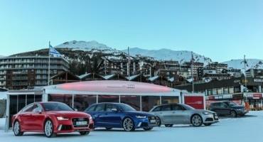 Audi Italia rinnova la collaborazione con la Federazione Italiana Sport Invernali