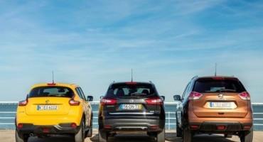 Nissan, risultati e quote di mercato record in Italia e per l'Europa nell'anno fiscale 2014