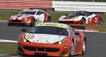Ferrari, European Le Mans Series, domani a Silverstone saranno nove le vetture del Cavallino in pista