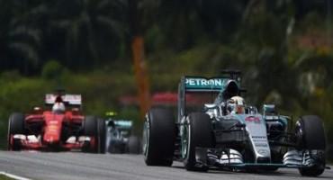 Formula1, GP di Cina, ancora Hamilton e siamo a tre, terza la Ferrari di Vettel