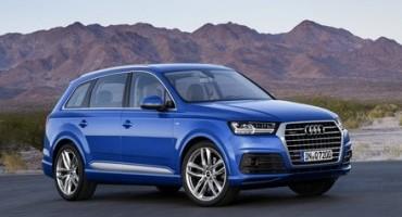 Nuova Audi Q7, il SUV Premium arriva in italia, le consegne a partire dal mese di giugno