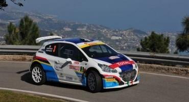 ACI Sport, Rally di Sanremo: sulla Vignai miglior tempo per Paolo Andreucci