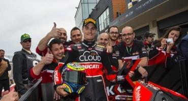WSBK, Aragon, prestazioni di rilievo nella Superpole di oggi per i piloti del Ducati Team
