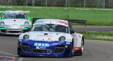 Targa Tricolore Porsche, Imola: la prima a Giuseppe Ghezzi e Joel Camathias, GT3 Cup a Postiglione-Roda