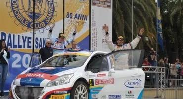 ACI Sport, la Peugeot 208 T16 e Paolo Andreucci dominano il 62° Rally di Sanremo