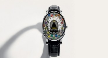 Louis Vuitton presenta l'orologio Escale Worldtime